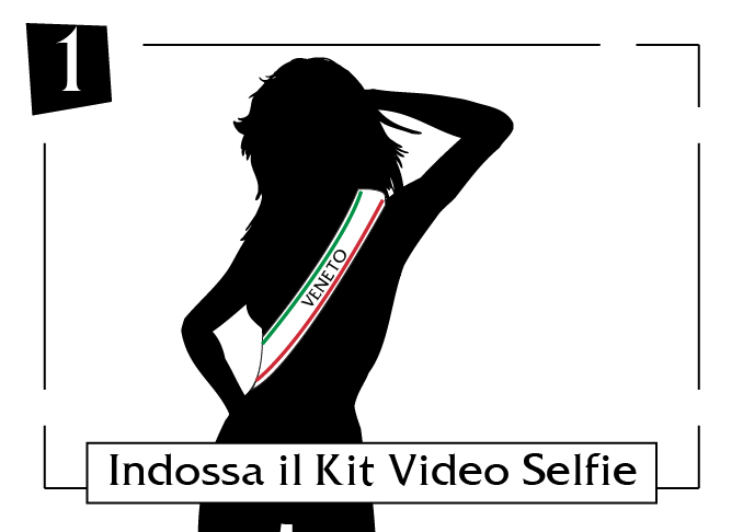 kit video selfie - veneto